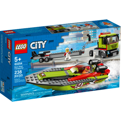 Race Boat Transporter (60254)
