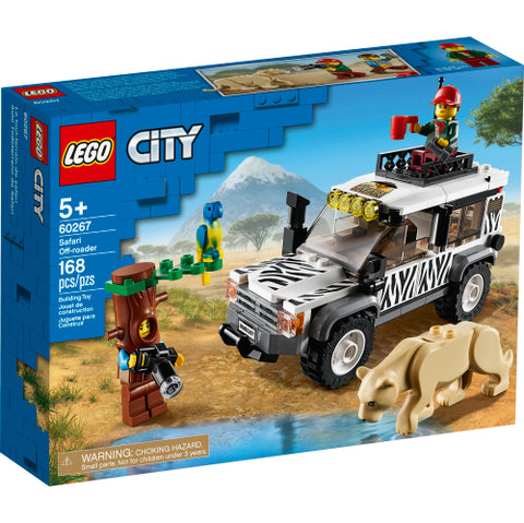 Safari Off-Roader (60267)