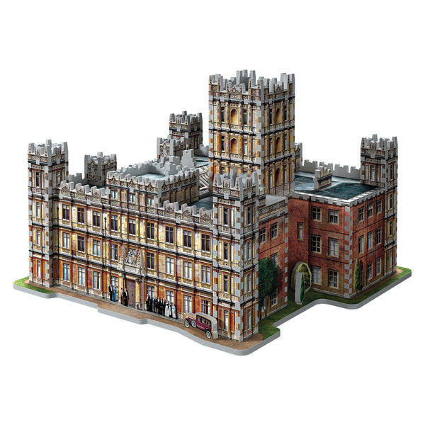 Wrebbit 3D Downton Abbey