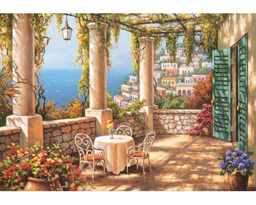 Morning Terrace 260pc AN