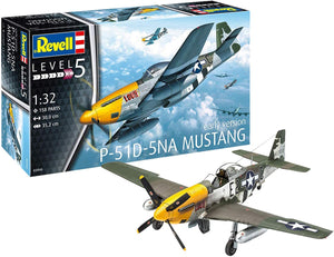 P-51D-5NA Mustang early version (1/32)