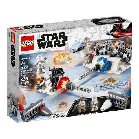 Action Battle Hoth Generator (75239)