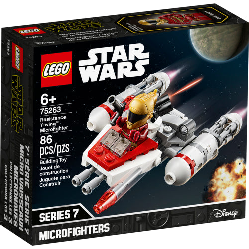 Resistance Y-Wing Microfighter (75263)