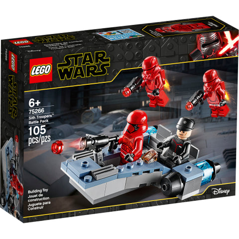 Sith Troopers Patrol Battle Pack (75266)