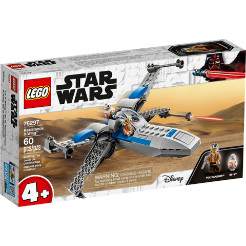 Resistance X-Wing (75297)