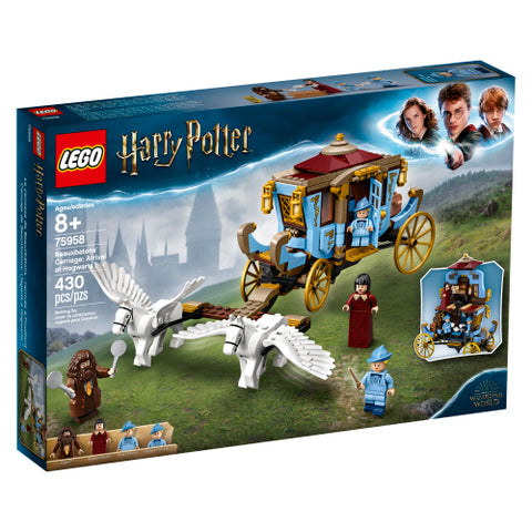Beauxbaton's Carriage: Arrival at Hogwarts (75958)