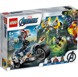 Avengers Speeder Bike Attack (76142)