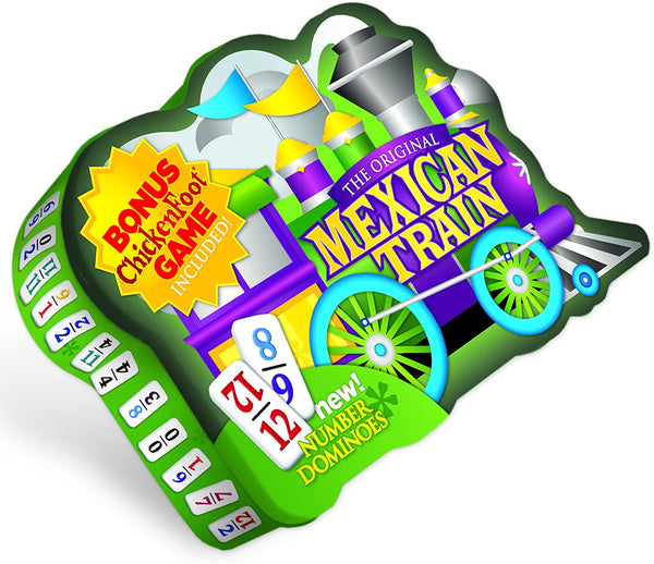 Mexican Train Dominoes (UG)