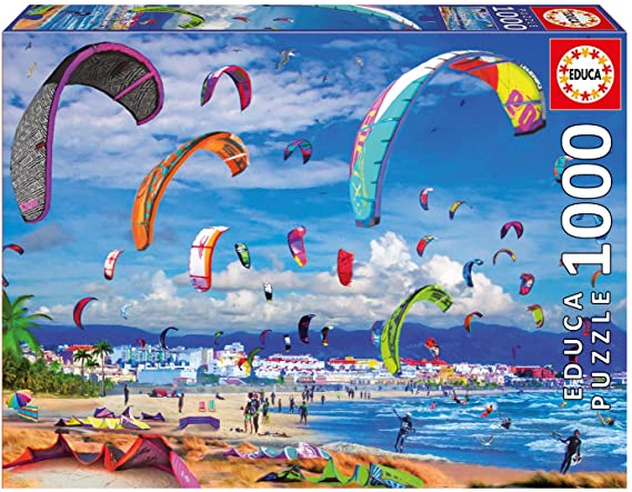 Kite Surfing (1000pc)