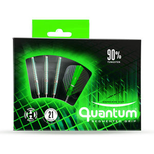Quantum Steeltip 90% Tungsten 24g Set