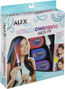 Colour Changing Hair FX