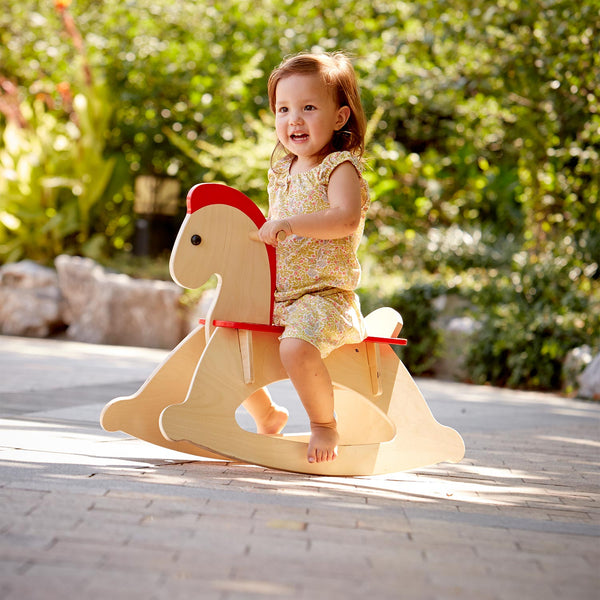 Grow-With-Me Rocking Horse