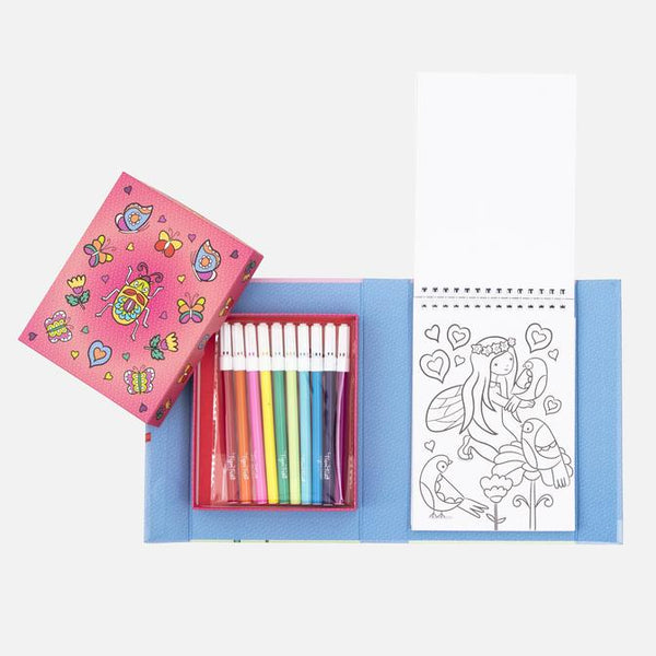 Colouring Set (by Tiger Tribe)