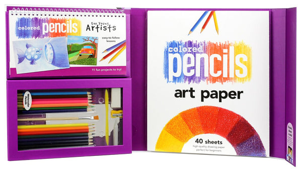 Colored Pencil for Artist Kit