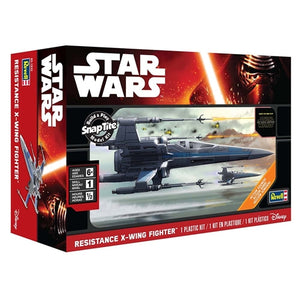 Resistance X-Wing Fighter (snap-tite)