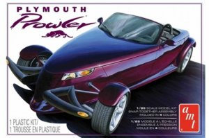 Plymouth Prowler (1/25, snap together)