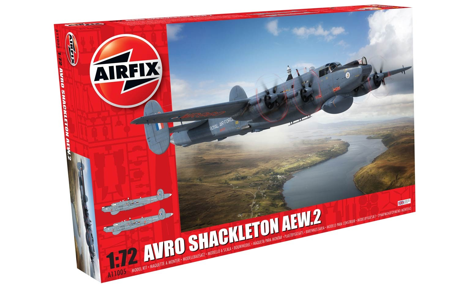 Avro Shackleton AEW.2 (1/72)