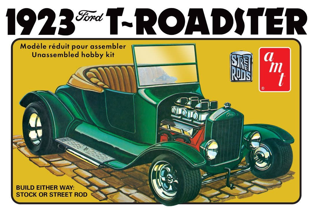 1923 Ford Model T Roadster (1/25)