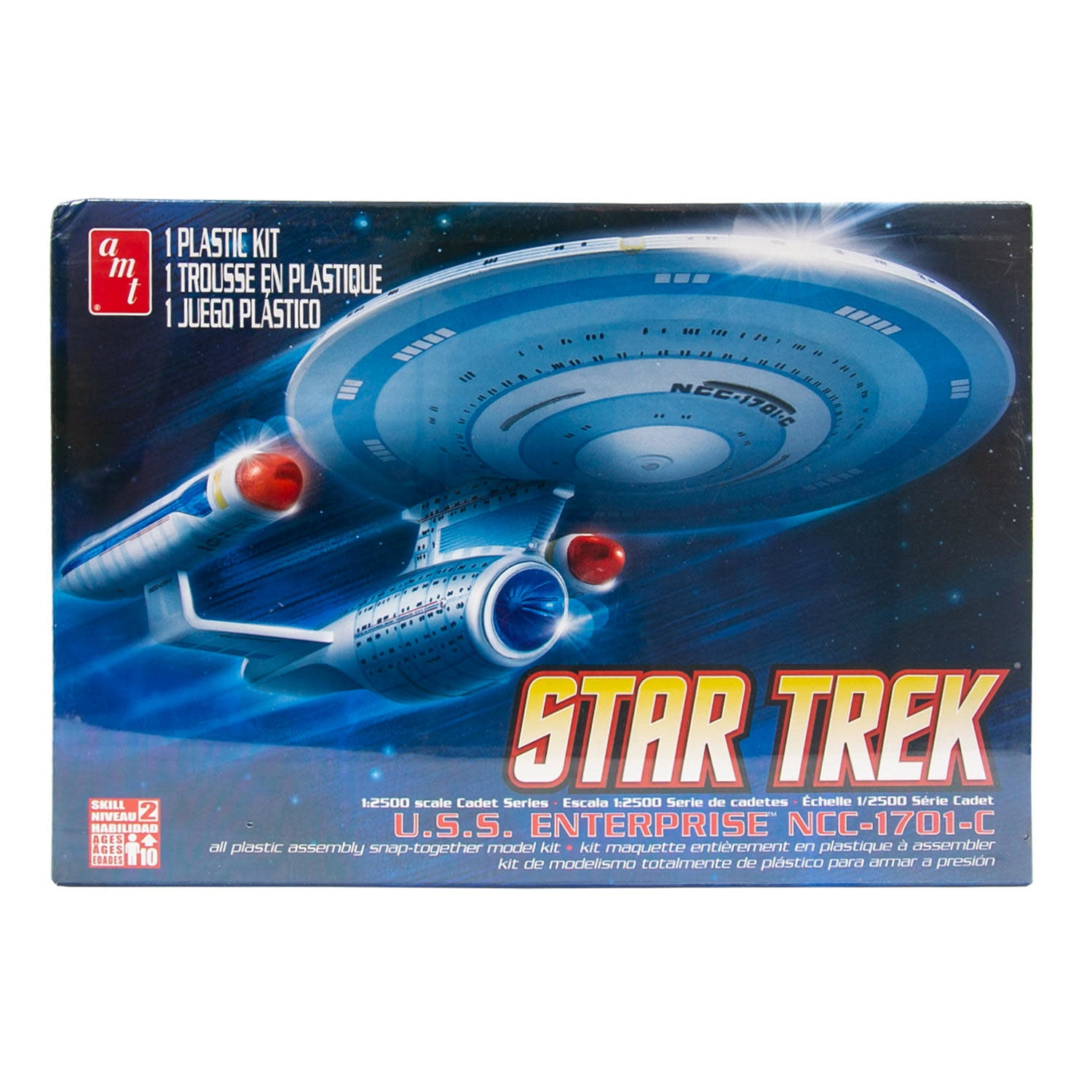 Star Trek Enterprise 1701-C (1/2500)