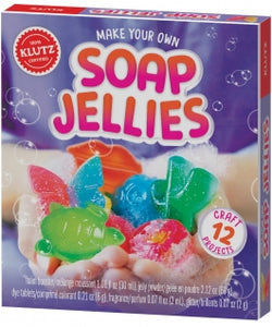 Make Your Own Soap Jellies