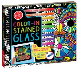 Colour in Stained Glass