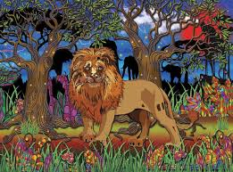 Jacarou Lion's Heart 1000pc