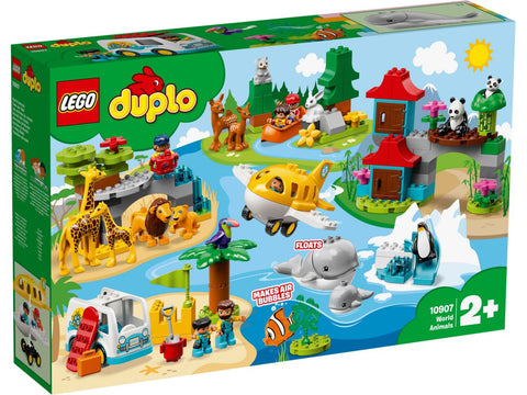 Duplo World Animals (10907)