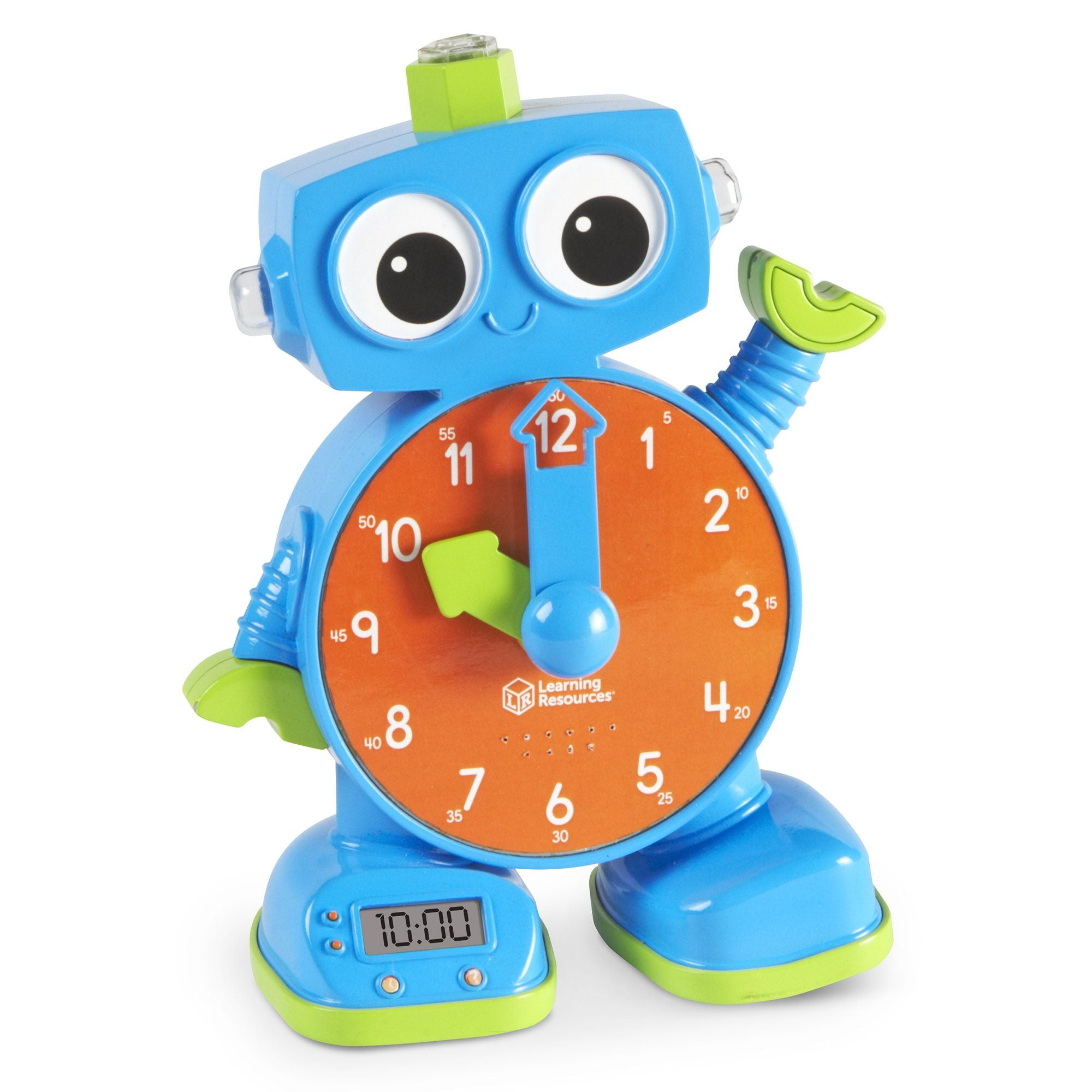 Tock the Learning Clock (blue)