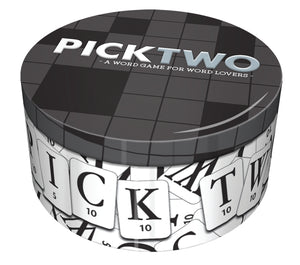 Pick Two Tin Game