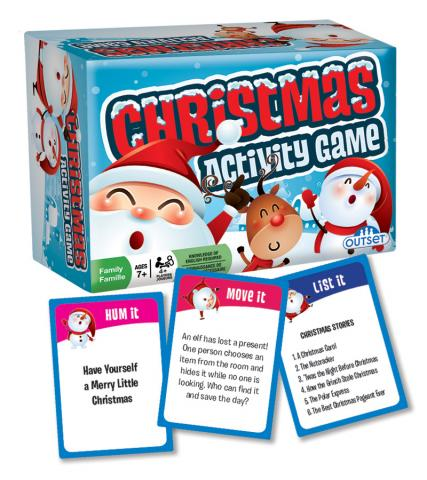 Christmas Activity (Box)