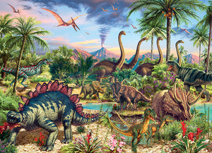 Prehistoric Party