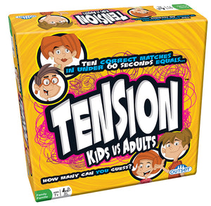 Tension: Kids vs. Adults