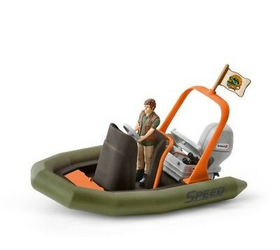 Dingy with Ranger (Schleich)