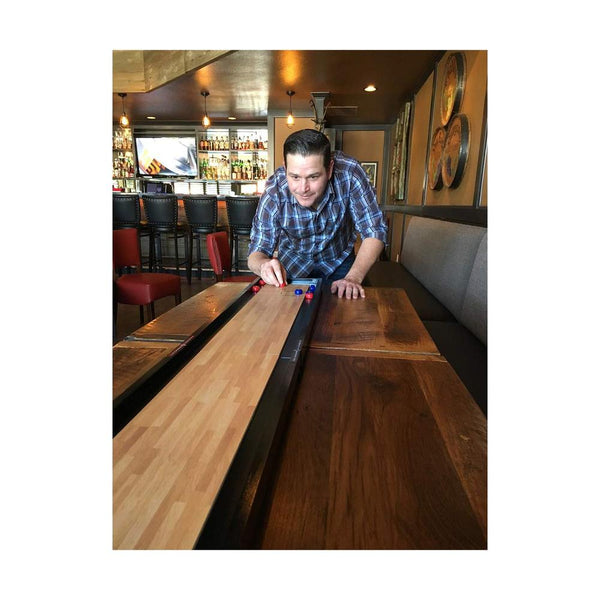 Table-top Shuffleboard