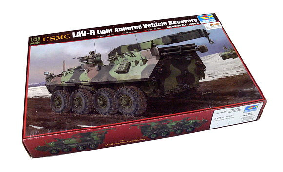 LAV-R (Recovery Vehicle) USMC (1/35)