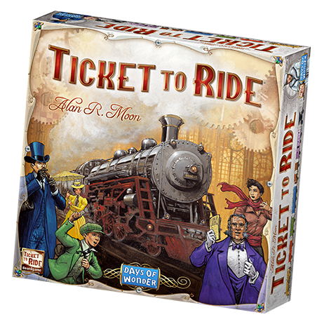 Ticket to Ride Games