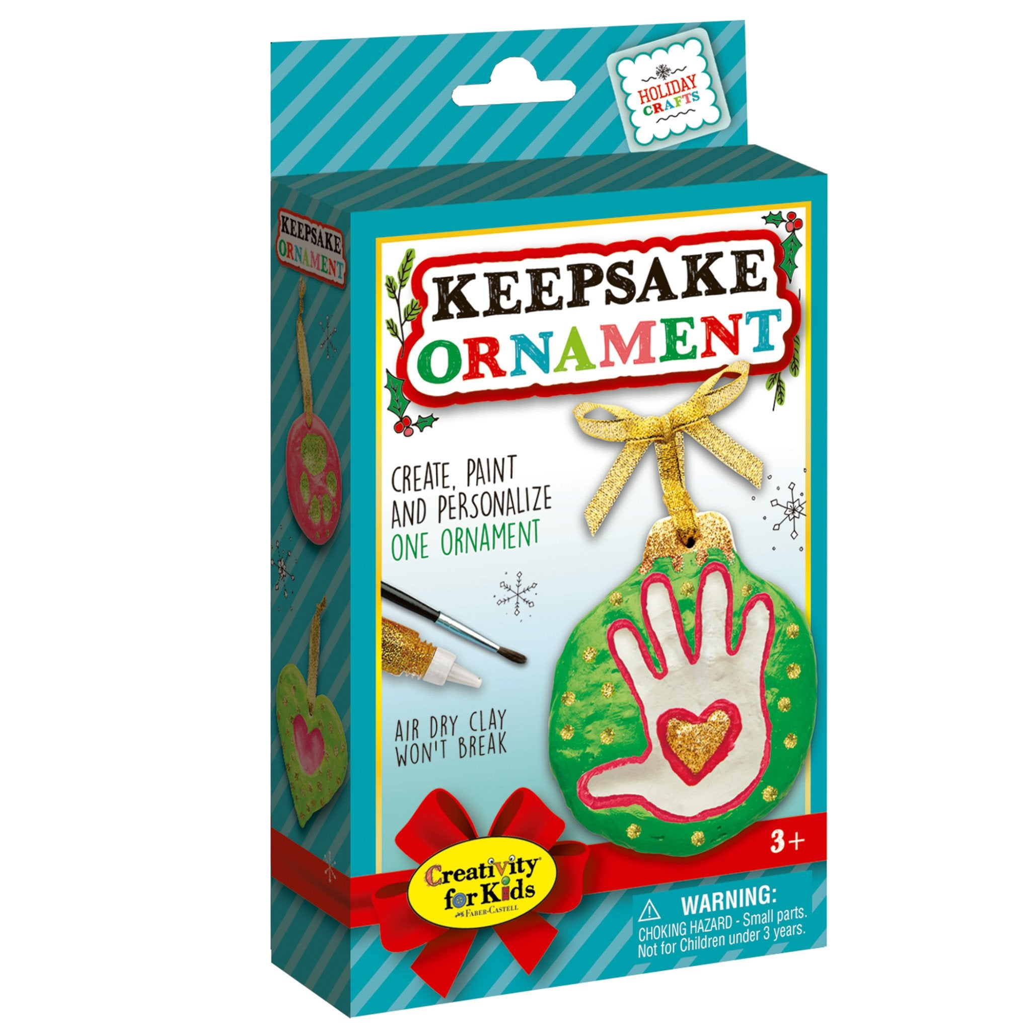 Keepsake Ornament (mini kit)