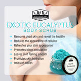 Eucalyptus Dead Sea Salt Body Scrub