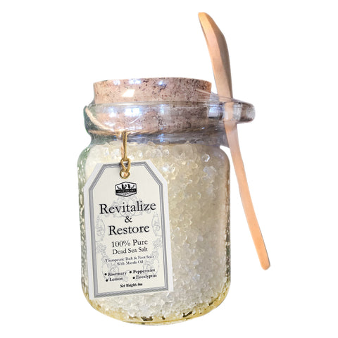 Bath Salt Revitalize & Restore