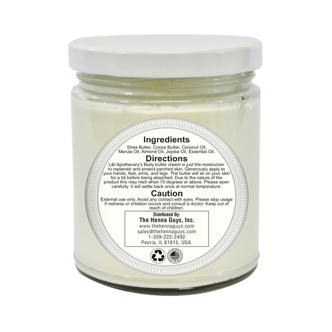 Whipped Luxury Body Butter - Papaya & Pineapple
