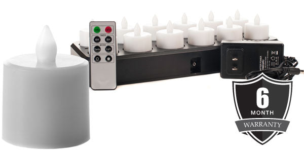 Cafe Series Rechargeable Candles