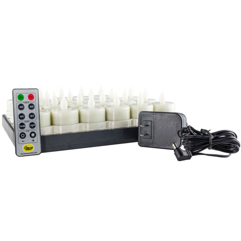 LUX Series Rechargeable Candle Sets