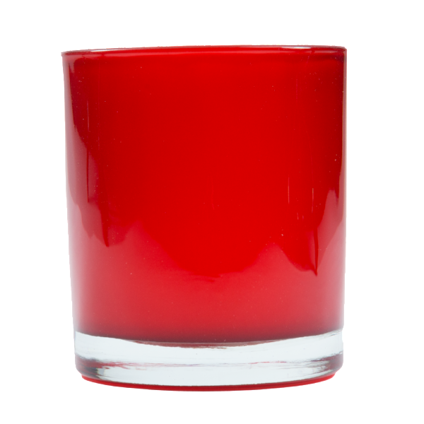Red Tumbler Cup - The Amazing Flameless Candle