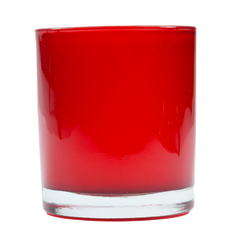 Red Tumbler Cup (Case of 6) - The Amazing Flameless Candle