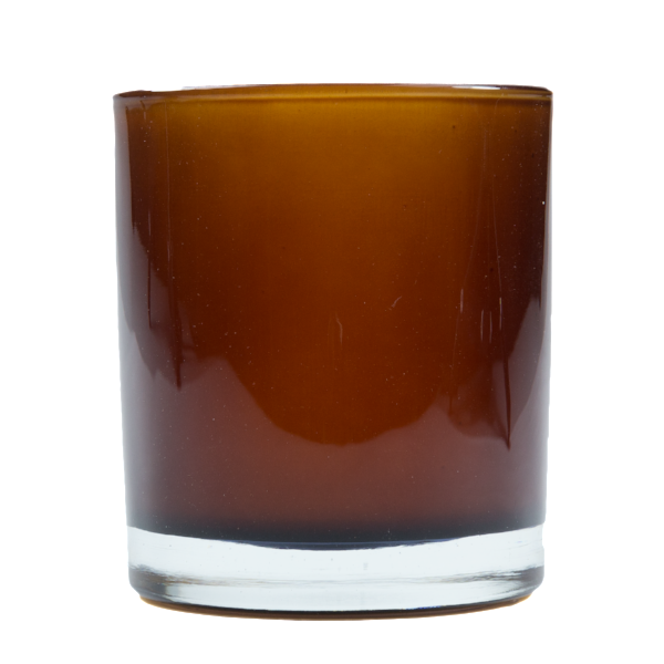 Amber Tumbler Cup (Case of 6) - The Amazing Flameless Candle