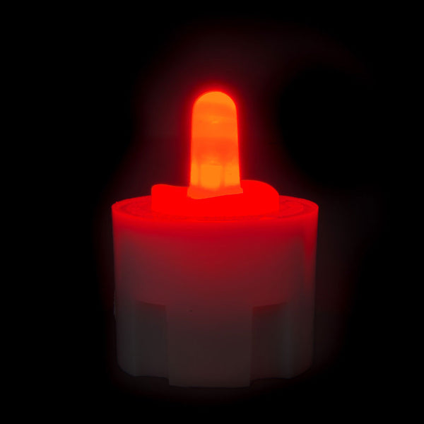 Red Classsic Series Rechargeable Candle