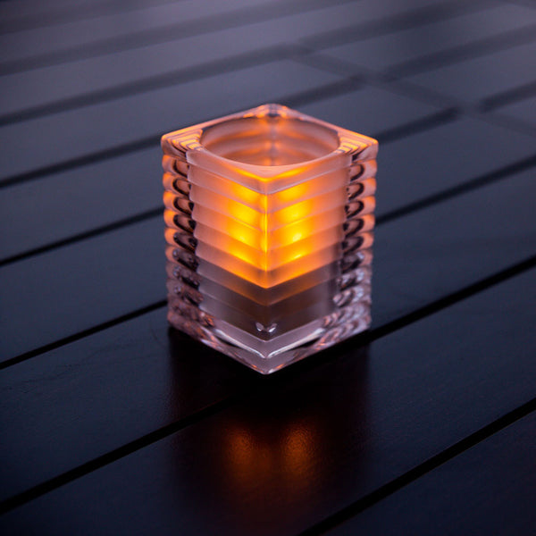 Classic Series Rechargeable Tea Light Set