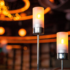 Performance Series Rechargeable Tea Light Candles - The Amazing Flameless Candle