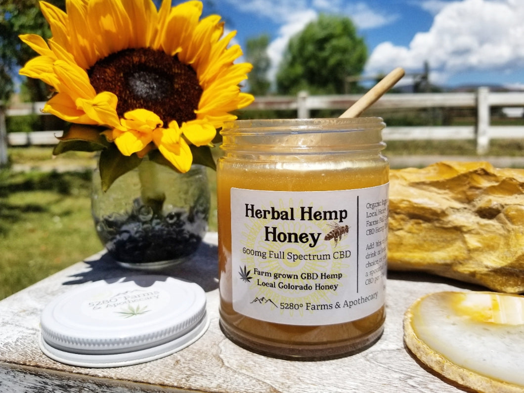 CBD Honey - 600mg
