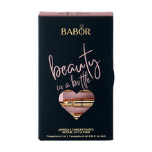Babor Beauty In A Bottle Ampoule Concentrates